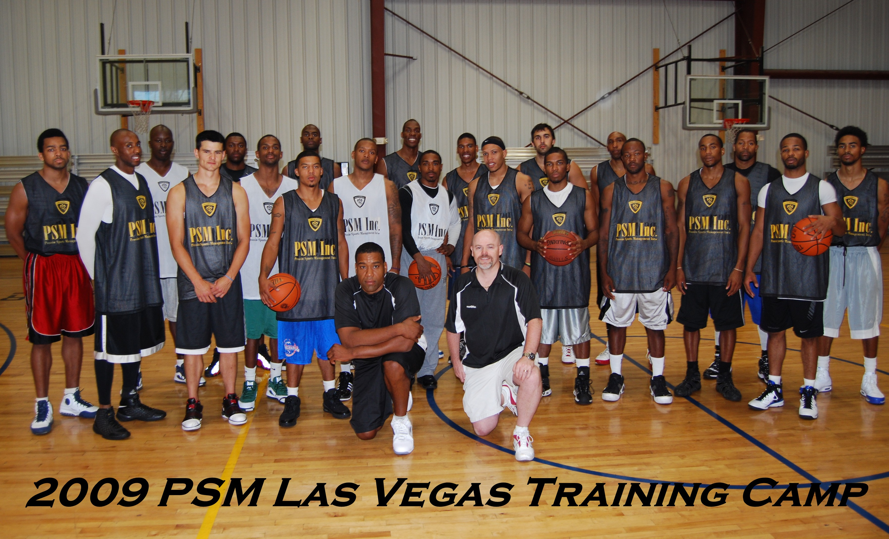 1st Annual 2009 Europe Summer League Las Vegas
