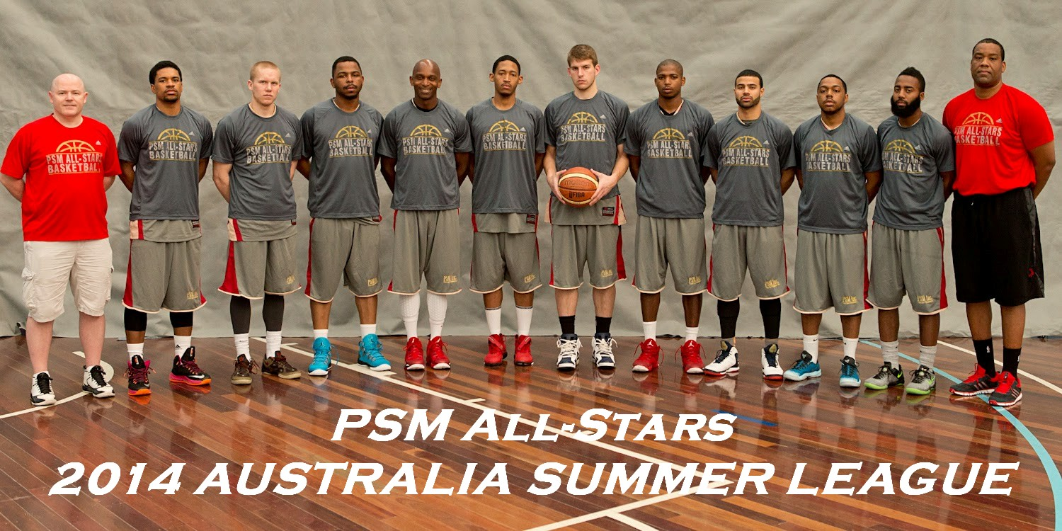 PSM All-Stars - 2014 AUSTRALIA SUMMER LEAGUE