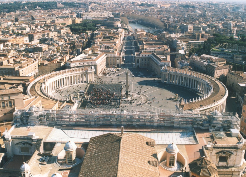 St. Peter's Square - Vatican City - Rome